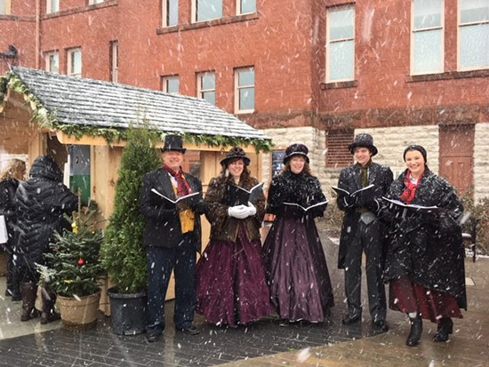 A Very Victorian Christmas in Stratford 2018