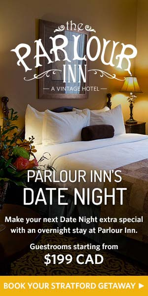 Date Night Getaway Package at The Parlour Inn