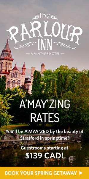 A-May-Zing Rates at The Parlour Inn