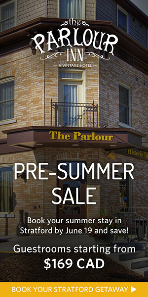 Pre-Summer Sale at The Parlour Inn