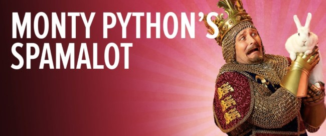 Monty Python's Spamalot at the 2020 Stratford Festival