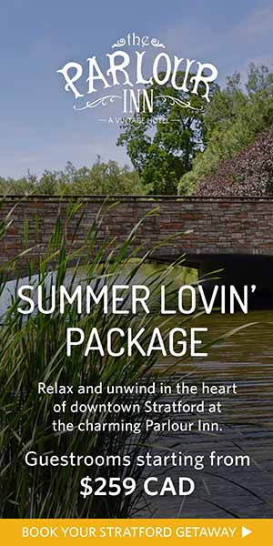 Summer Lovin' Package at The Parlour Inn in Stratford ON