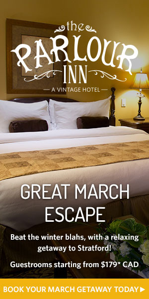 Great March Escape at The Parlour Inn
