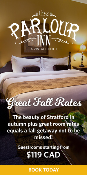 Great Fall Rates at The Parlour Inn