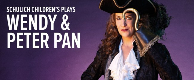 Wendy & Peter Pan at the 2020 Stratford Festival