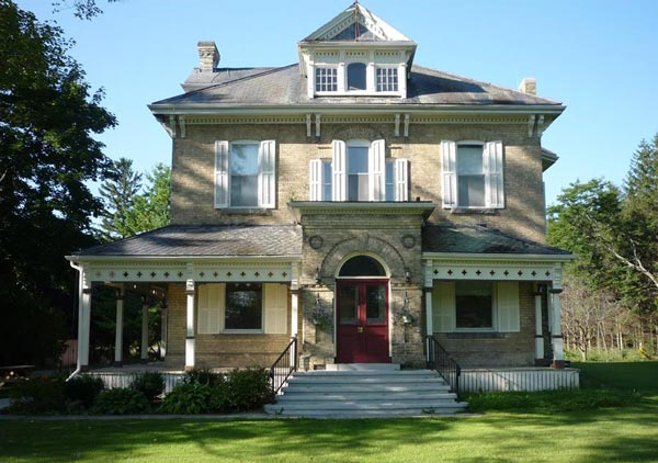 The Stratford-Perth Museum