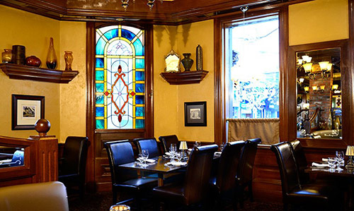 The Parlour Steakhouse in Stratford, Ontario