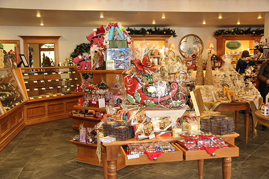 Holiday Treats at Rhéo Thompson Candies in Stratford, ON