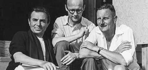 James Mason, Tom Patterson and Tyrone Guthrie - Stratford Festival